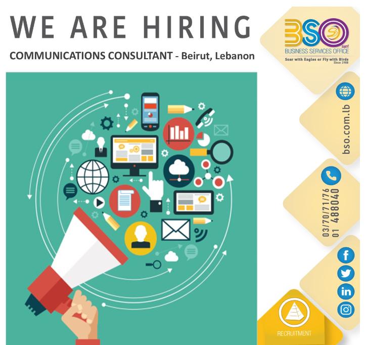 126. Communication Consultant